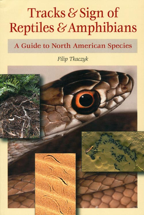 Tracks and sign of reptiles and amphibians: a guide to North American species. Filip Tkaczyk.