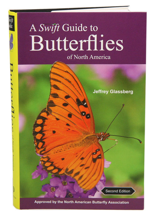 A swift guide to butterflies of North America. Jeffrey Glassberg.