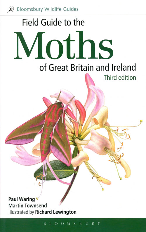 Field guide to the moths of Great Britain and Ireland. Paul Waring, Martin Townsend, Richard Lewington.