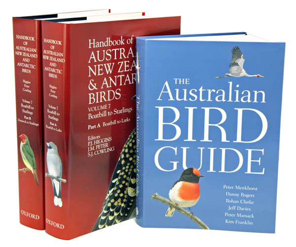 ABG. The Australian Bird Guide and HANZAB, volume seven. SPECIAL OFFER. Menkhorst, Peter Higgins.