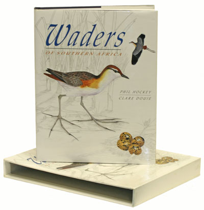 Waders of southern Africa. Phil Hockey.