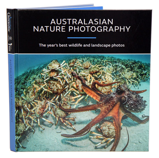ANZANG fourteenth edition: Australasian Nature Photography: the year's best wildlife and landscape photos. ANZANG.