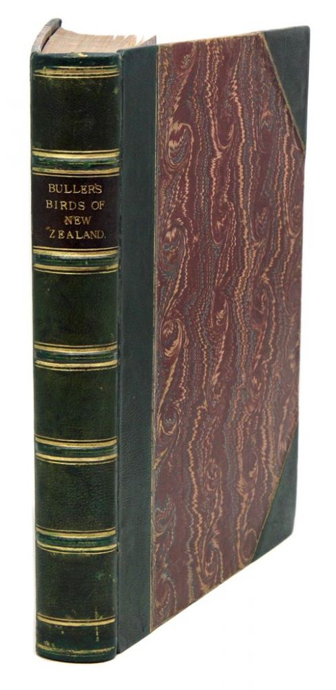 A history of the birds of New Zealand. Walter Lawry Buller.