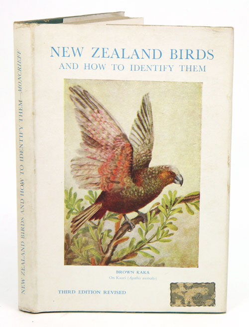 New Zealand birds and how to identify them. Perrine Moncrieff.