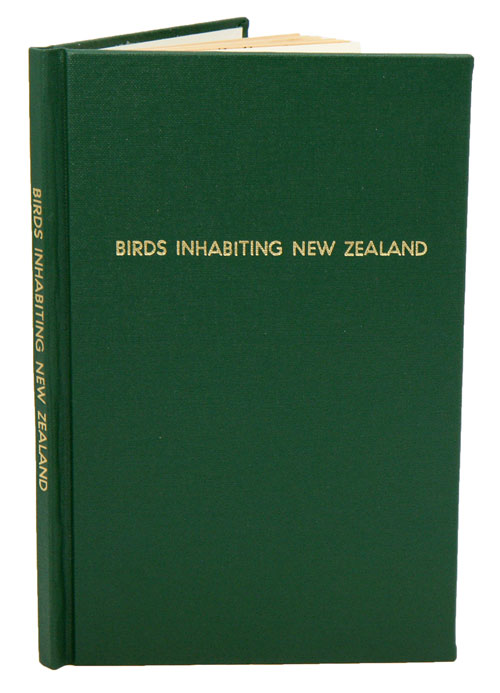 Hand-list of birds inhabiting New Zealand, and those birds from other countries that have been observed in New Zealand as occasional visitors. A. Hamilton.