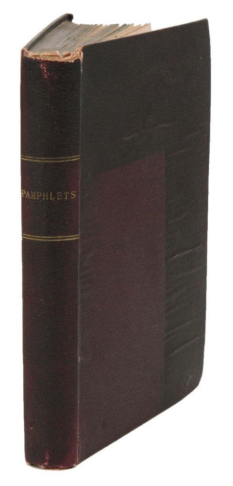 A collection of nineteenth century central Asian natural history offprints. W. T. Blandford.