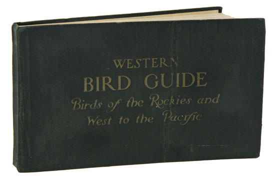 Western bird guide: birds of the Rockies and west to the Pacific. Chester A. Reed.