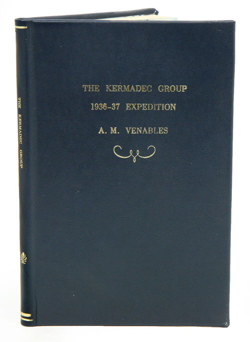 """The Kermadec group: the unvarnished truth about Sunday Island. """"A land of dreams"""" A. M. Venable."""