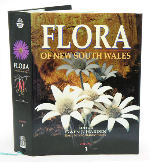 Flora of New South Wales, volume three. Gwen J. Harden.
