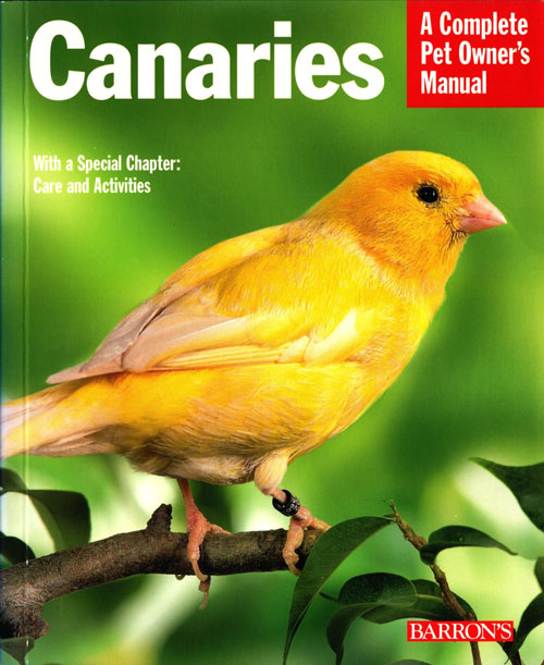 Canaries: everything about purchase, care, and nutrition. Thomas Haupt.