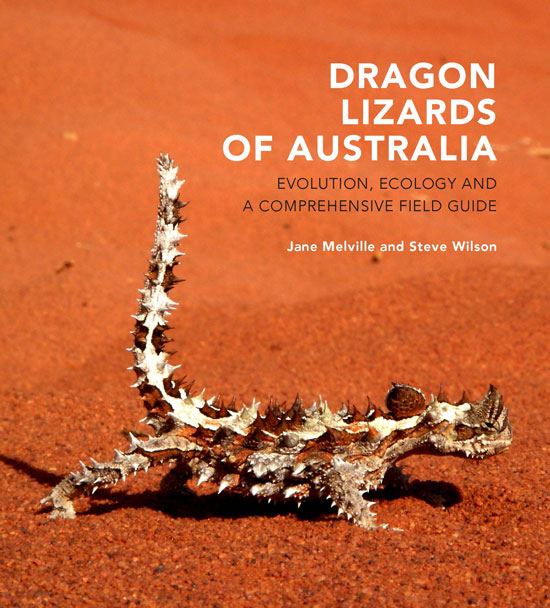 Dragon lizards of Australia: evolution, ecology and a comprehensive field guide. Jane Melville, Steve Wilson.