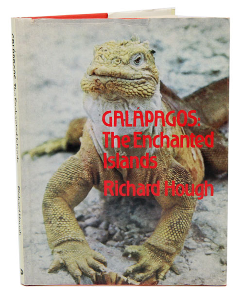 Galapagos: the enchanted islands. Richard Hough.