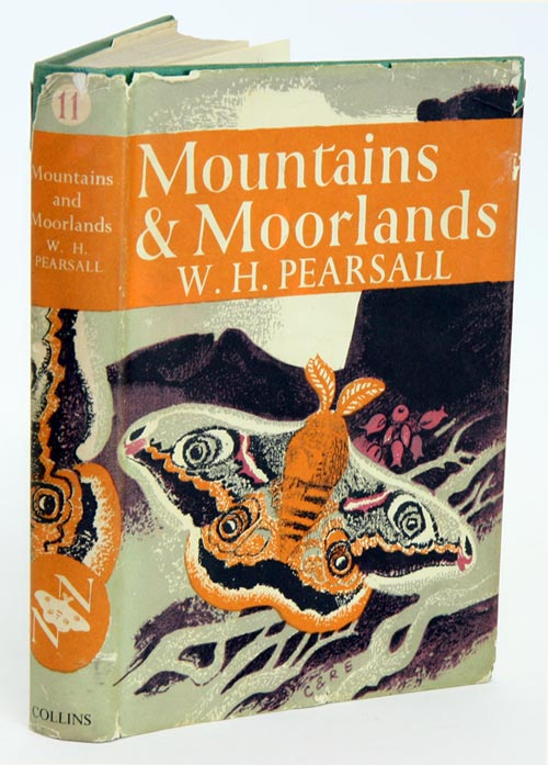 Mountains and moorlands. W. H. Pearsall.