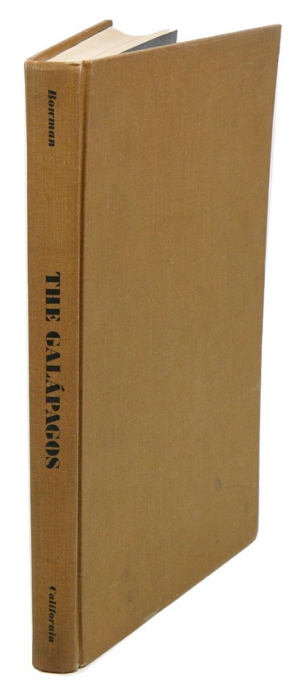 The Galapagos: proceedings of the symposia of the Galapagos international Project. Robert I. Bowman.