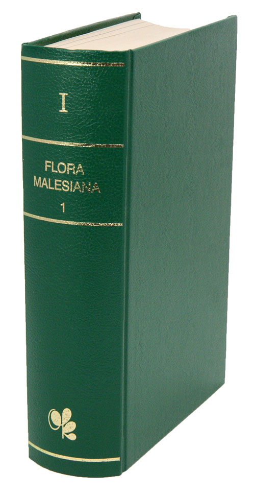 Flora Malesiana, being an illustrated systematic account of the Malaysian flora ..., volume one [with two supplements]. C. G. G. J. Van teens.
