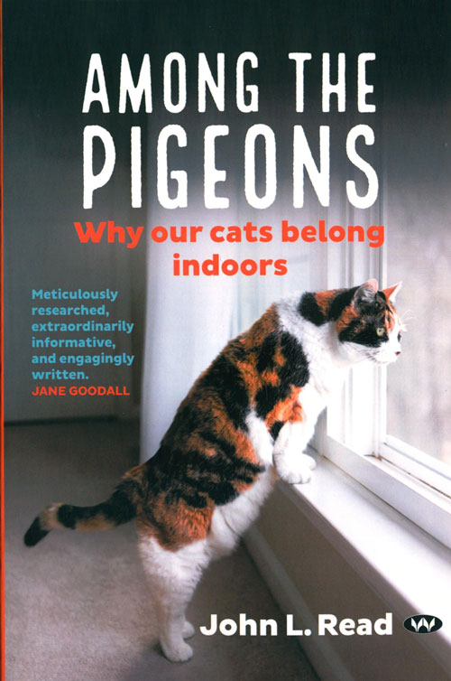 Among the pigeons: why our cats belong indoors. John L. Read.