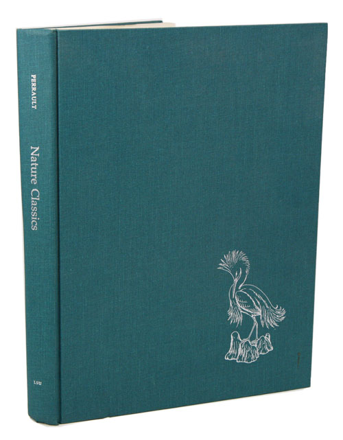 Nature classics: a catalogue of the E. A. McIlhenny natural history collection at Lousiana State University. Anna H. Perrault.