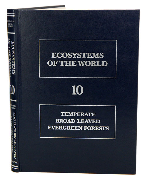Ecosystems of the world, volume ten: temperate broad-leaved evergree forests. J. D. Ovington.