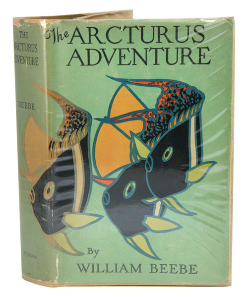 The Arcturus adventure: an account of the New York Zoological Society's first oceanographic expedition. William Beebe.