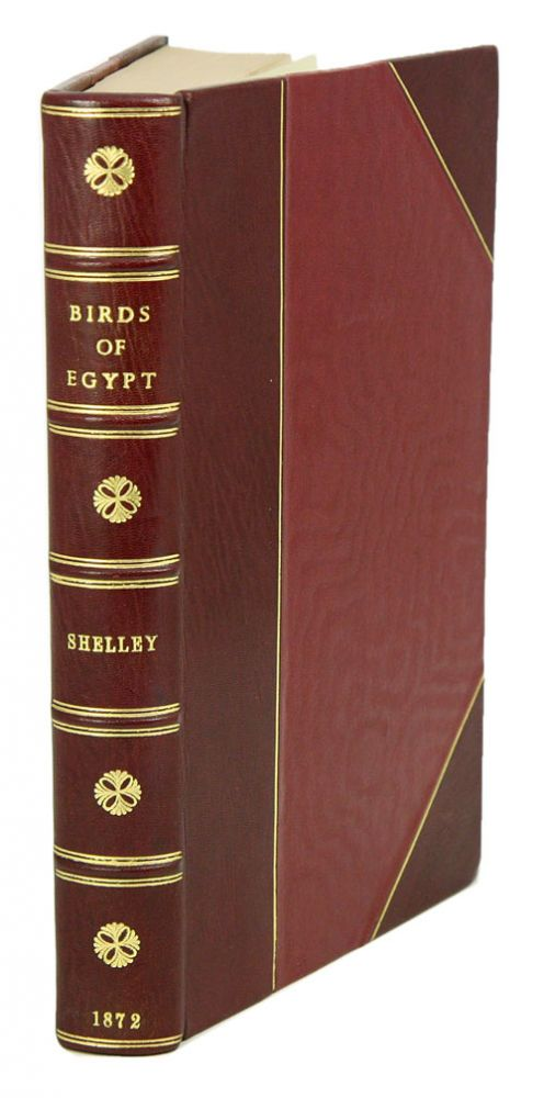 A handbook to the birds of Egypt. G. E. Shelley.
