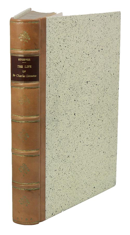 The life of Sir Charles [Carl von Linné] Linnaeus: a copious list of his works, and a biographical sketch of the life of his son. D. H. Stoever.
