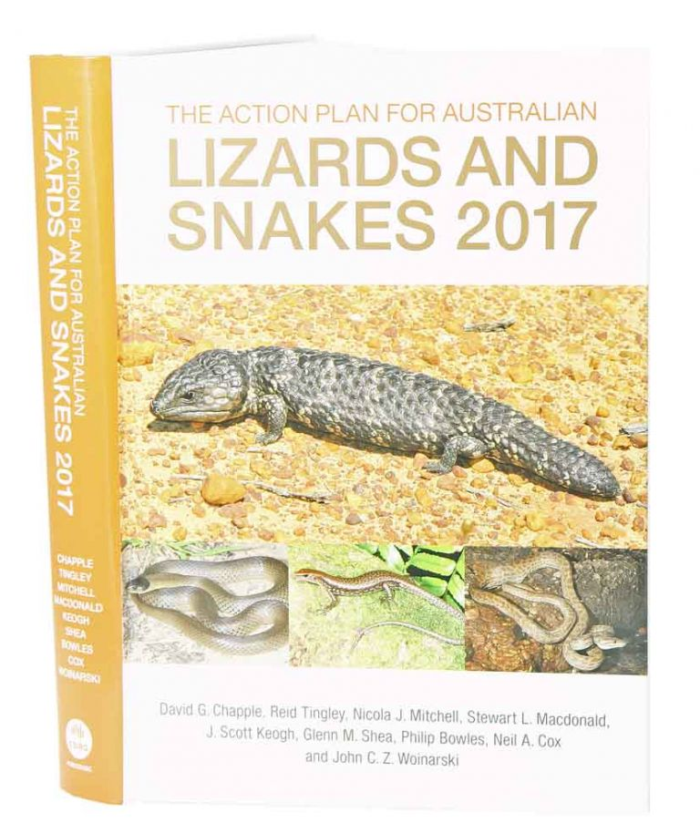 The Action Plan for snakes and lizards 2017. David Chapple.