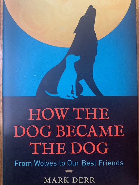 How the dog became the dog: from wolves to our best friends. Mark Derr.