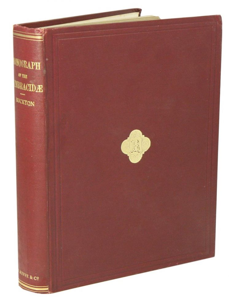 A monograph of the Membracidae. George Bowdler Buckton.