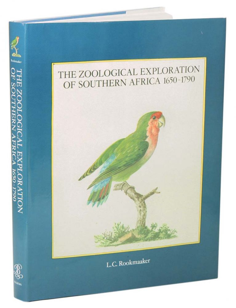 The zoological exploration of Southern Africa 1650-1790. L. C. Rookmaaker.
