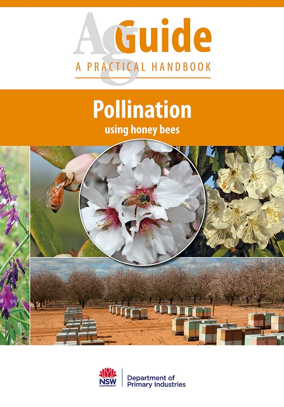 Pollination using honey bees: a practical handbook. Douglas Sommerville, Elizabeth Frost.