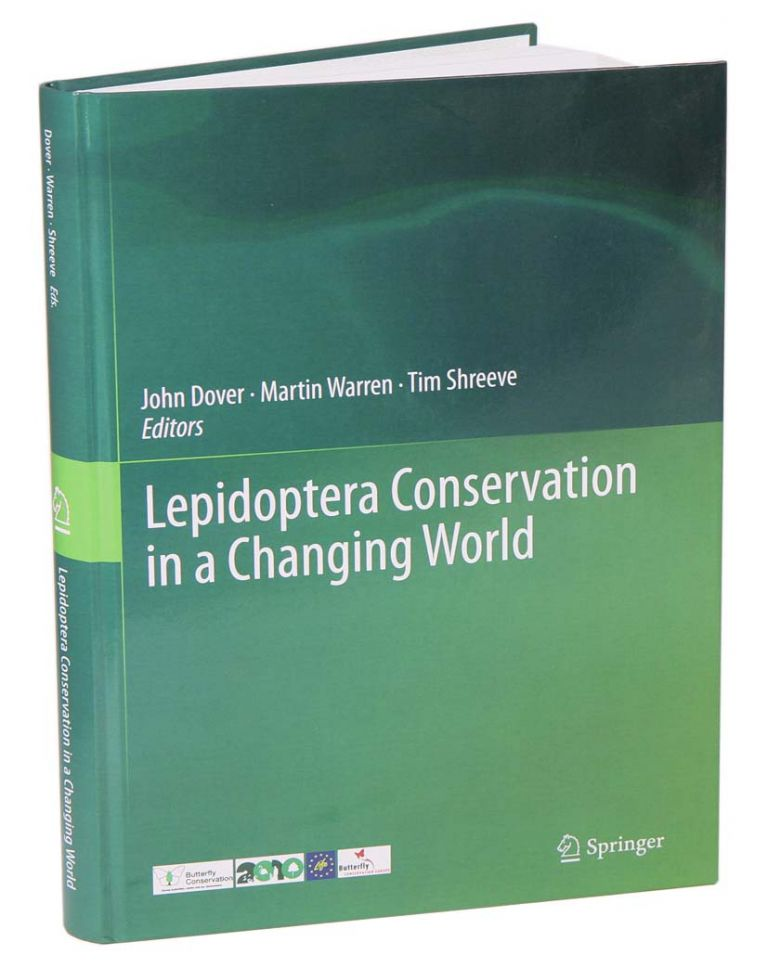 Lepidoptera conservation in a changing world. John Dover.