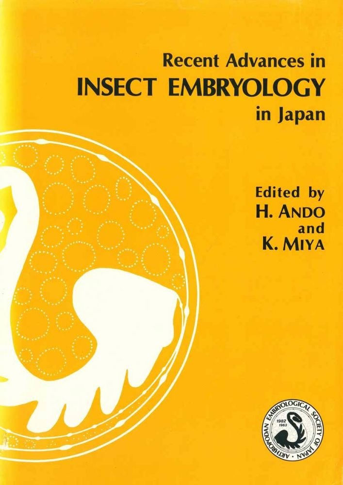Recent advances in embryology in Japan. H. Ando, K. Miya.
