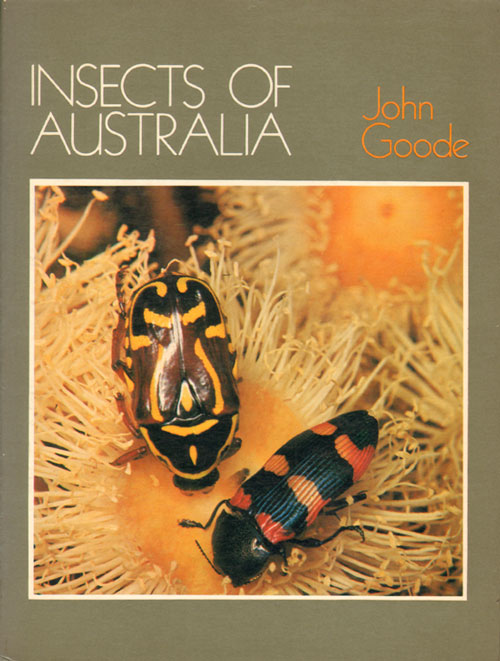 Insects of Australia. John Goode.