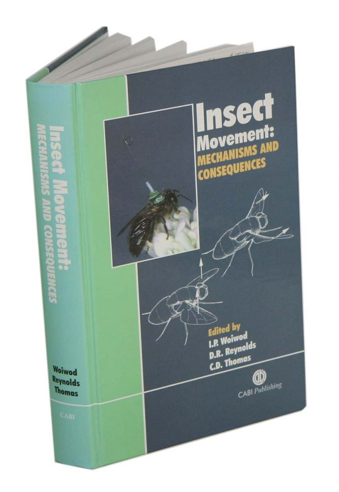 Insect movement: mechanisms and consequences. I. P. Woiwod.