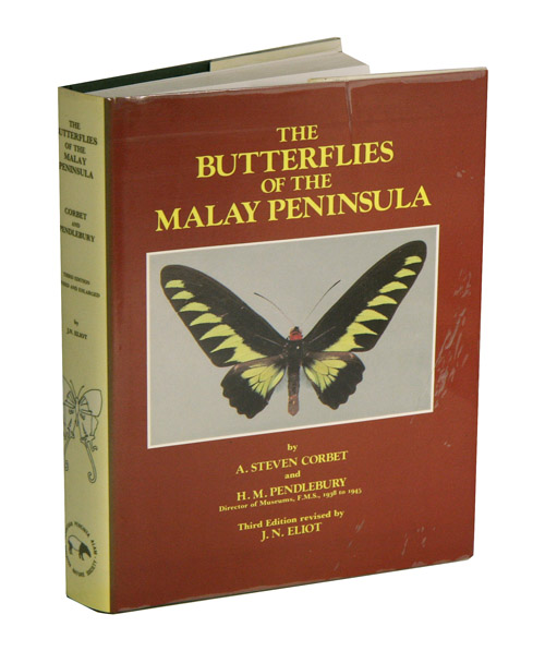 The butterflies of the Malay Peninsula. A. Steven Corbet, H. M. Pendlebury.