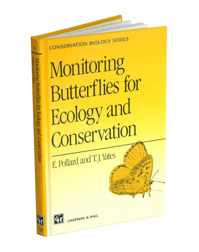 Monitoring butterflies for ecology and conservation. E. Pollard, T Yates.
