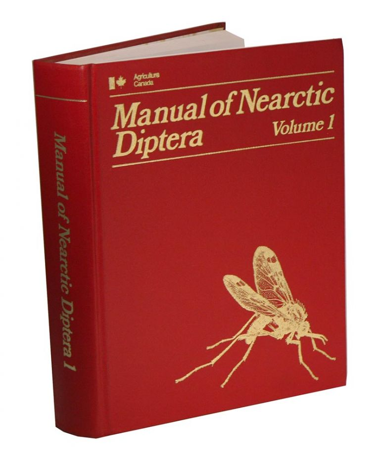 Manual of Nearctic Diptera, volume one. C. P. Alexander.