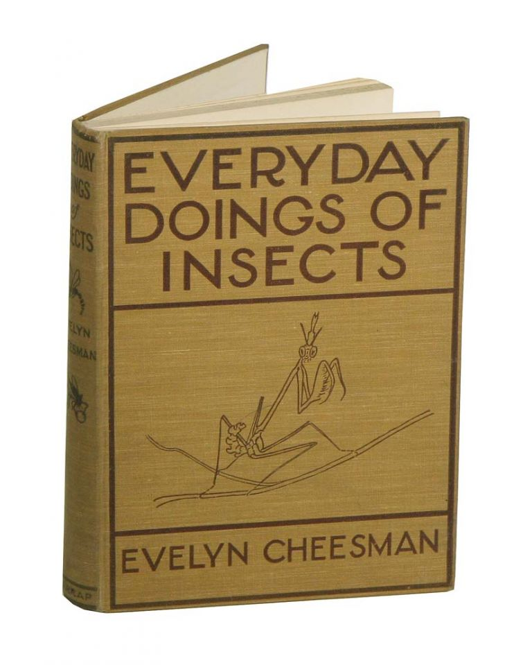 Everyday doings of insects. Evelyn Cheesman.