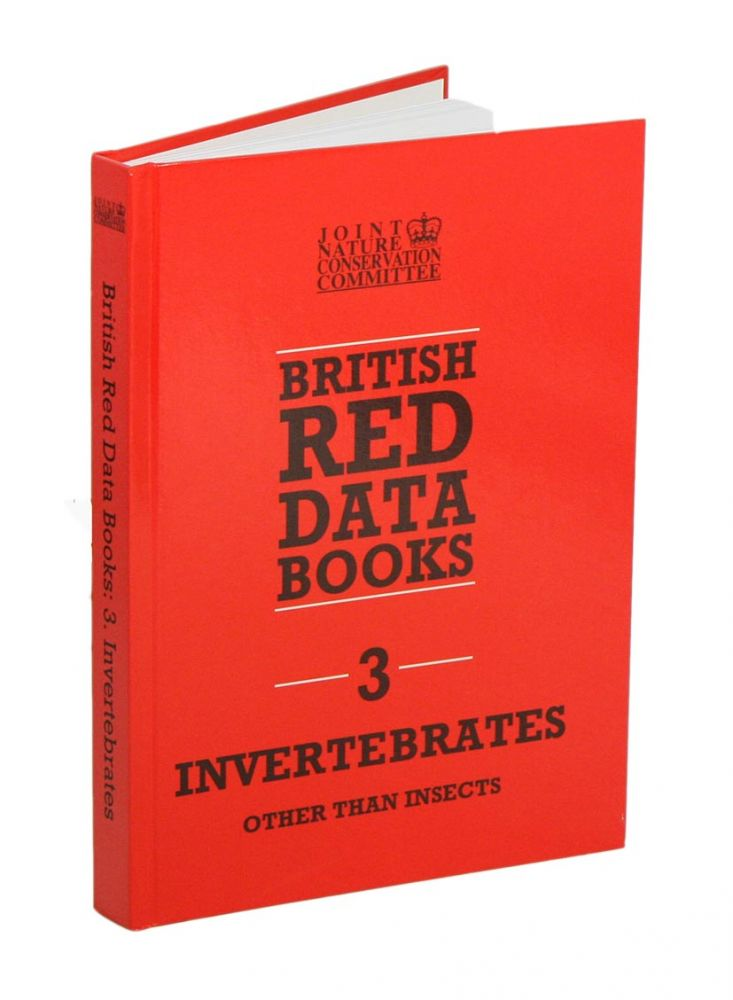 British Red Data Books, volume three: invertebrates other than insects. J. H. Bratton.