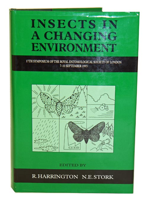 Insects in a changing environment. R. Harrington, N E. Stork.