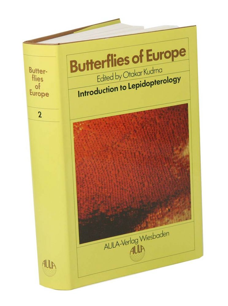 Butterflies of Europe, volume two: introduction to Lepidopterology. Otakar Kudrna.