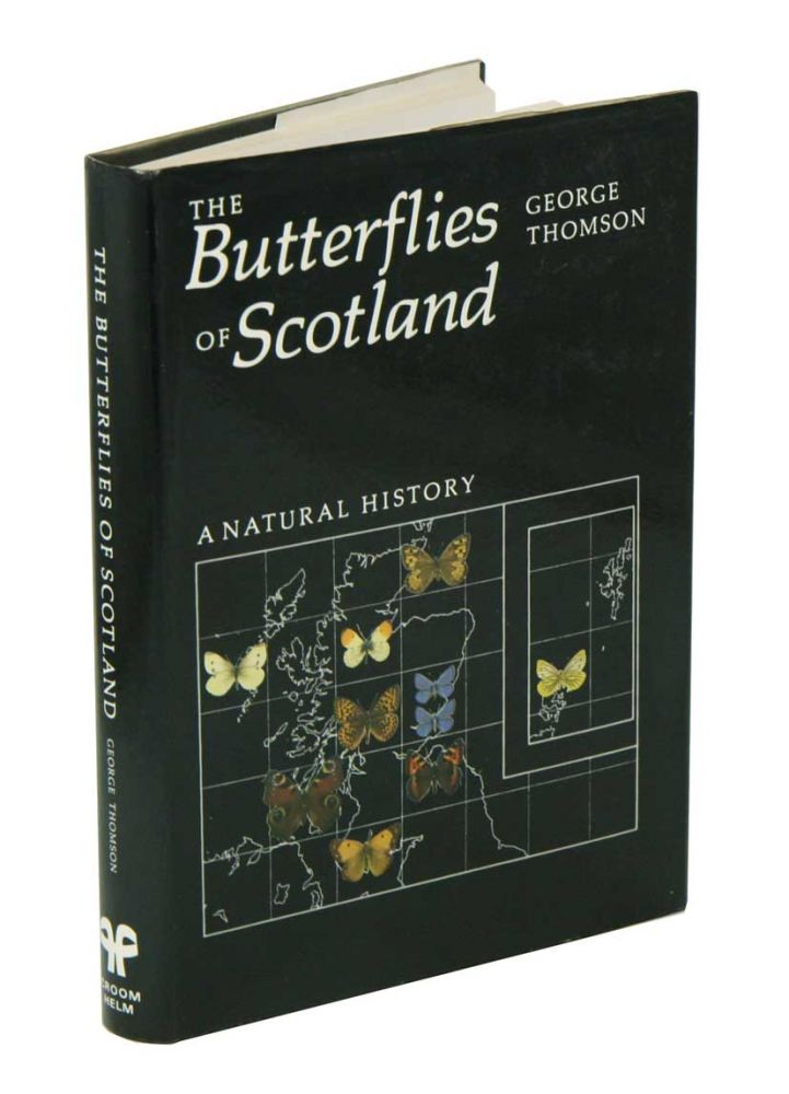 The butterflies of Scotland: a natural history. George Thomson.
