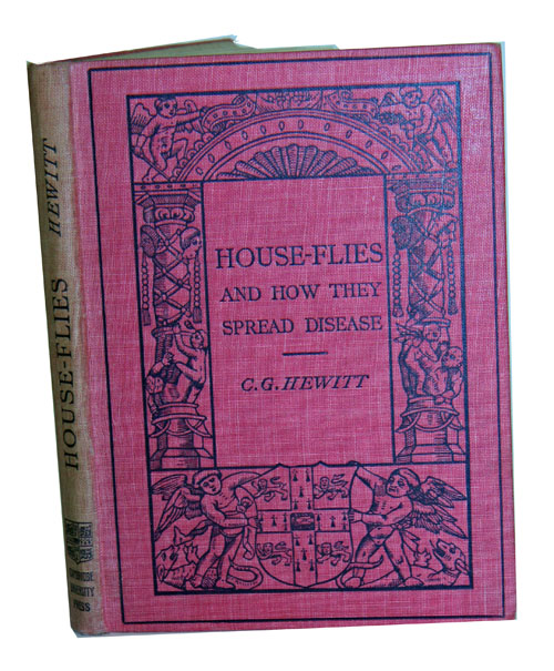 House-flies and how they spread disease. C. G. Hewitt.