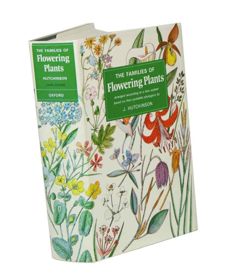 The families of flowering plants,, arranged according to a new system based on their probable phylogeny. J. Hutchinson.