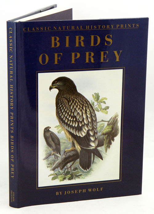 Classic natural history prints: Birds of prey by Joseph Wolf. S. Peter Dance.