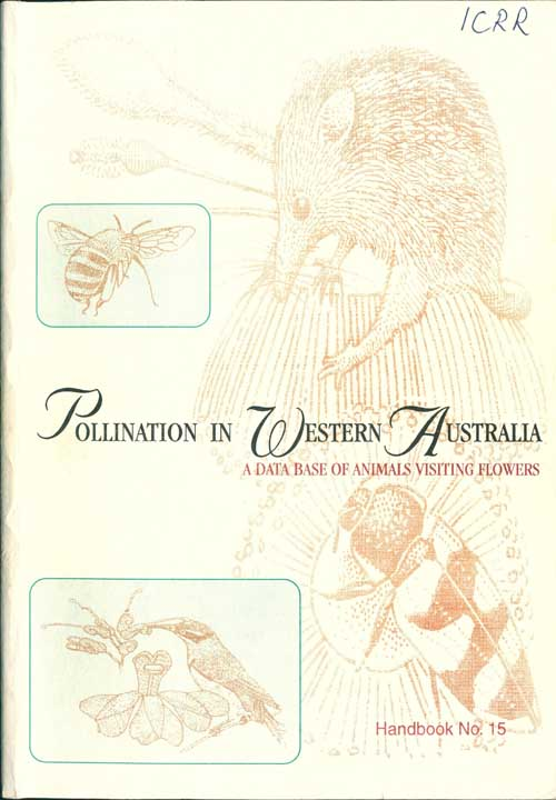 Pollination in Western Australia: a database of animals visiting flowers. Elisabeth M. Brown.