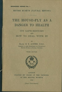 The house-fly as a danger to health: its life-history and how to deal with it. E. E. Austen.