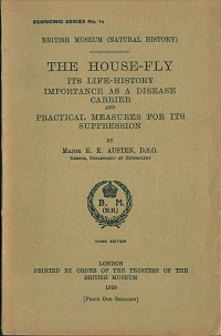 The house-fly: its life-history, importance as a disease carrier and practical measures for its suppression. E. E. Austen.