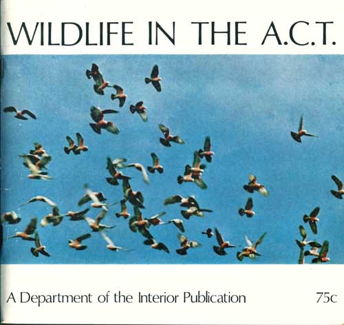 Wildlife in the A.C.T.