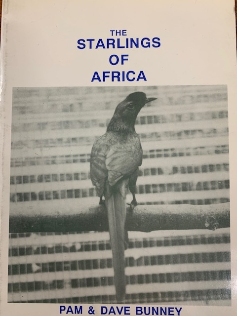 Starlings of Africa. Pam and Dave Bunney.